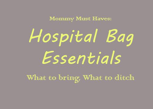hospital bag