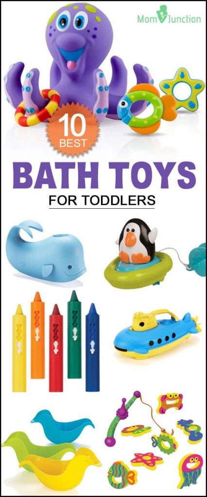 From the genius mom minds at Mom Junction: http://www.momjunction.com/articles/bath-toys-for-toddlers_00121943/