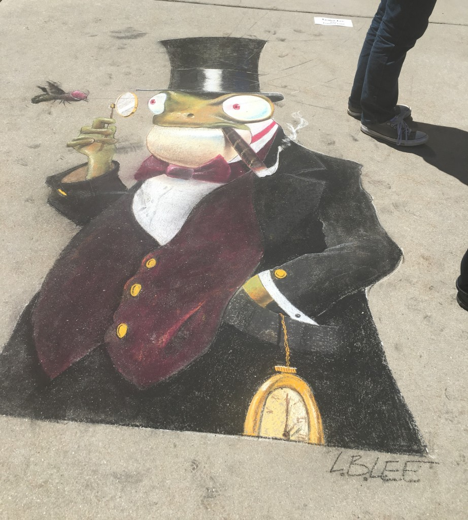 onyx and blush co chalk art 1
