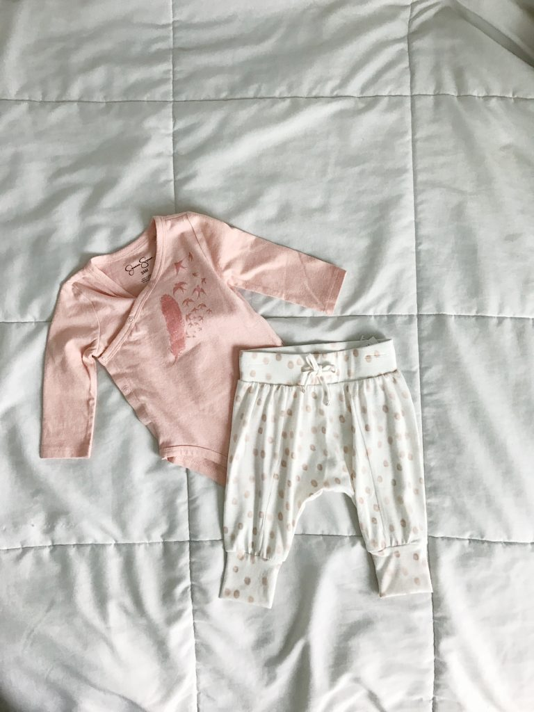 Baby Girl Outfit by Jessica Simpson