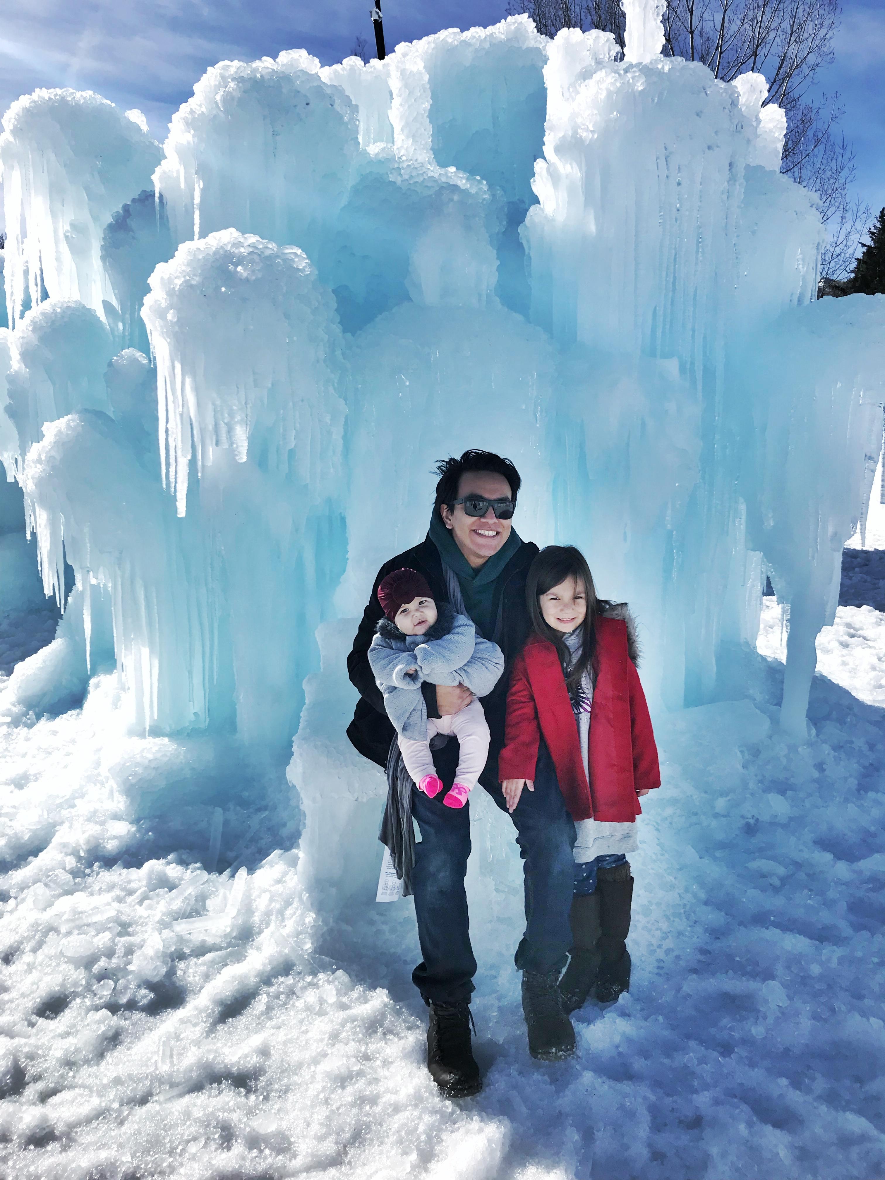 Ice castles plus 13 things